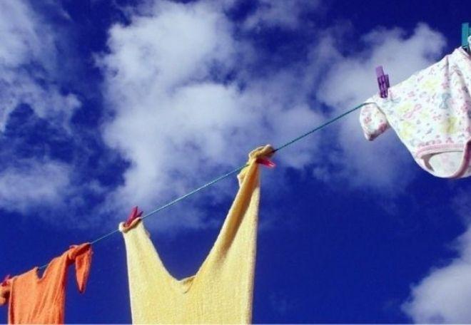 Lava la ropa de tu bebe