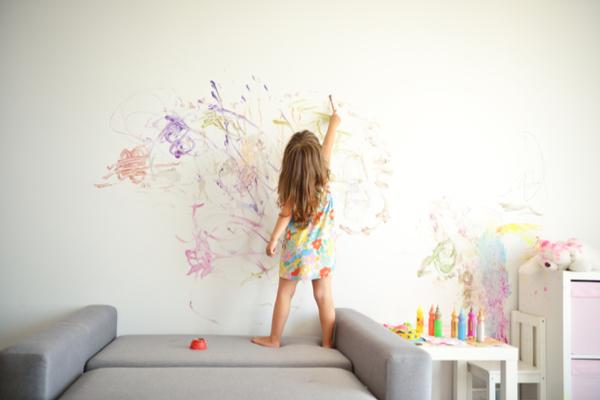 Quitar manchas de pintura de la ropa