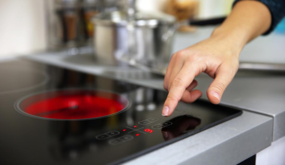 limpiar tu estufa de vitrocerámica