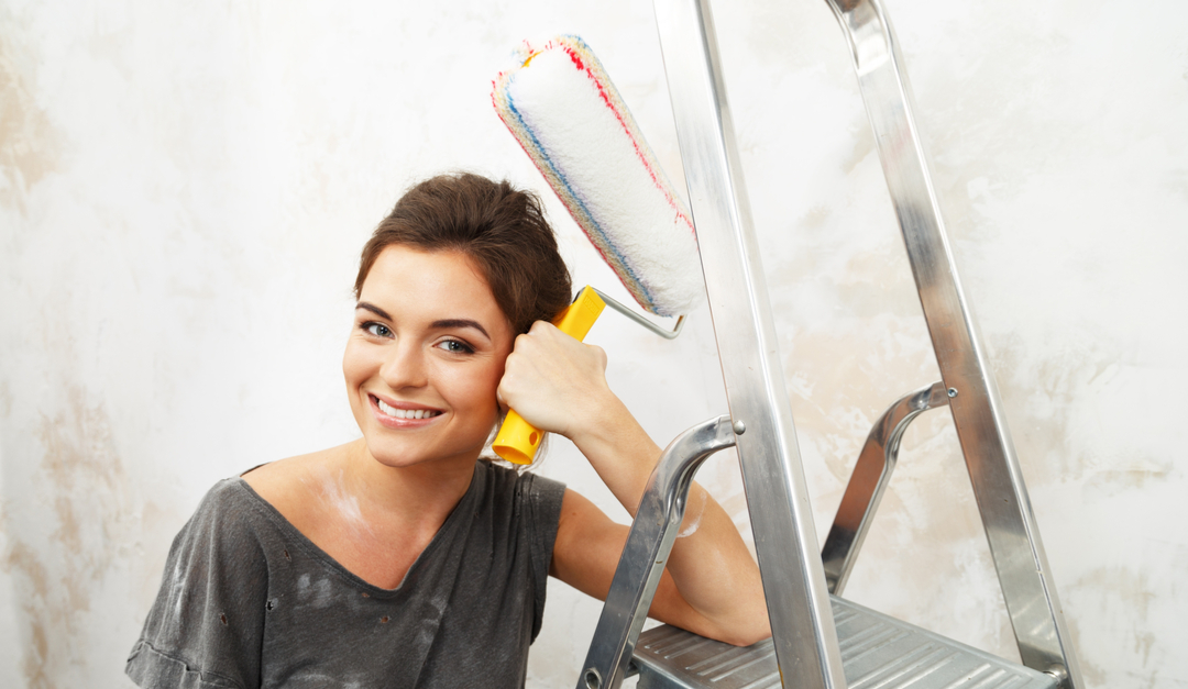 quitar manchas de pintura blanca de la ropa