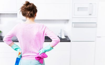 4 Tips para limpiar la cocina en cuarentena