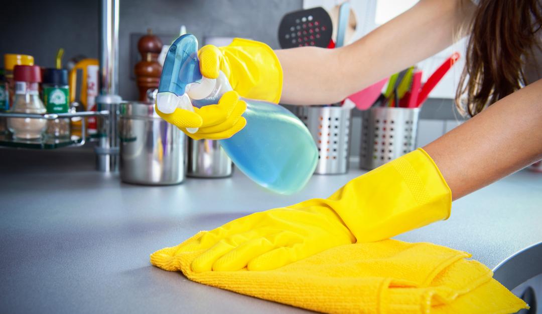 Tener un ambiente limpio y saludable en casa en tiempos de coronavirus