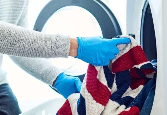 Lavar ropa en tiempos de coronavirus