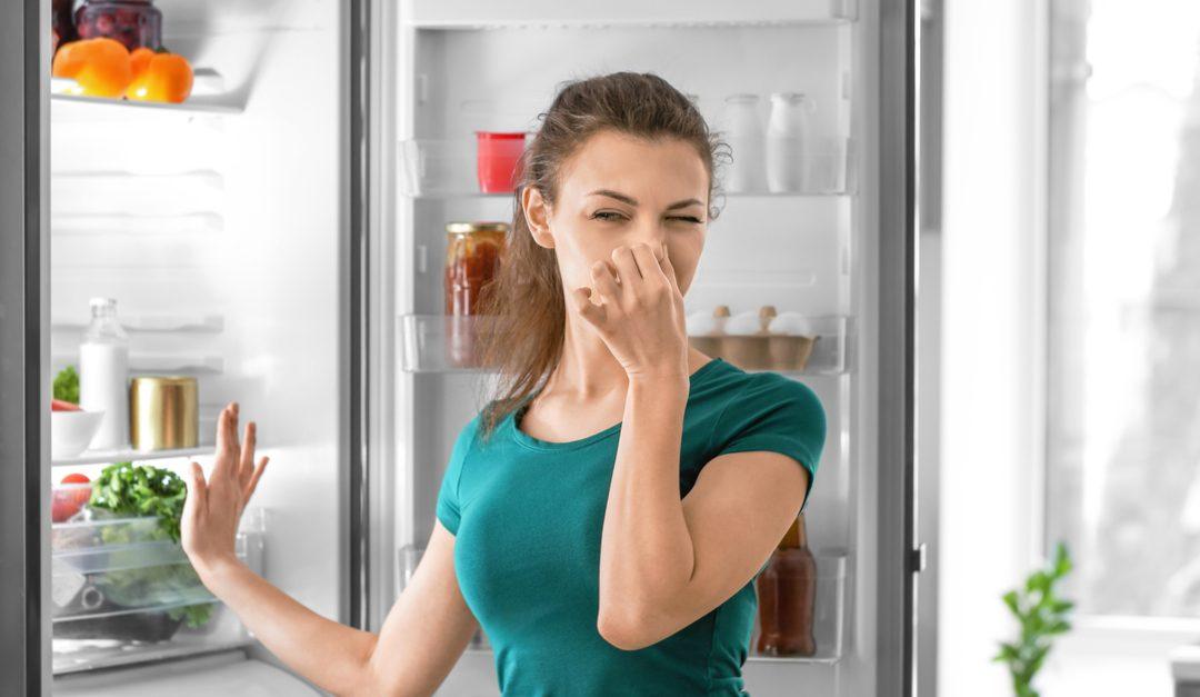 Cómo eliminar malos olores del refrigerador