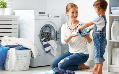 ¿Por qué es importante enseñar a tus hijos a lavar la ropa?