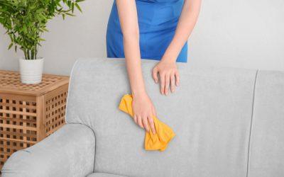 Elimina manchas difíciles y secas de la tapicería, ropa y superficies