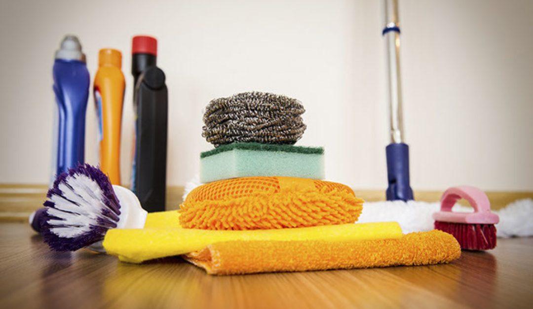 Productos de limpieza que necesitas