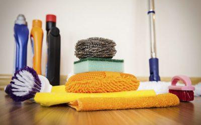 Productos de limpieza que necesitas para el 2021