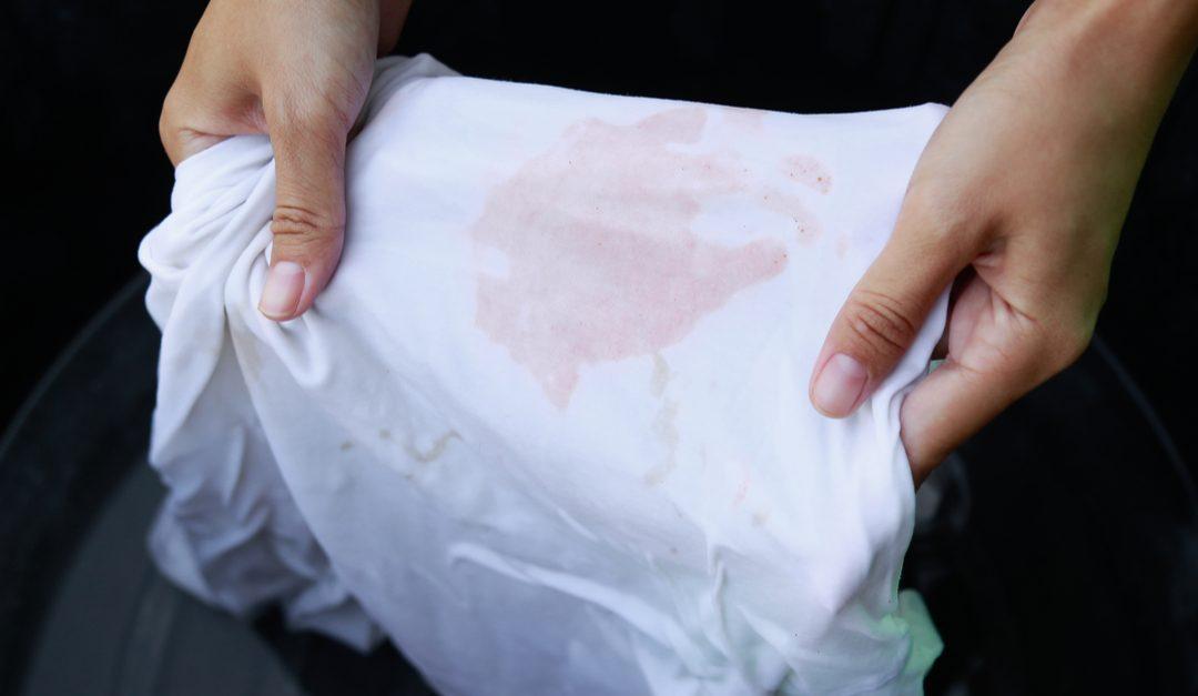 impiar manchas de rosa de jamaica en Guatemala